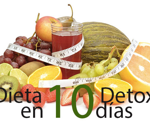 dieta detox para 5 dias
