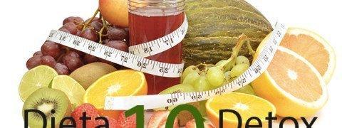 Dieta Detox en 10 días