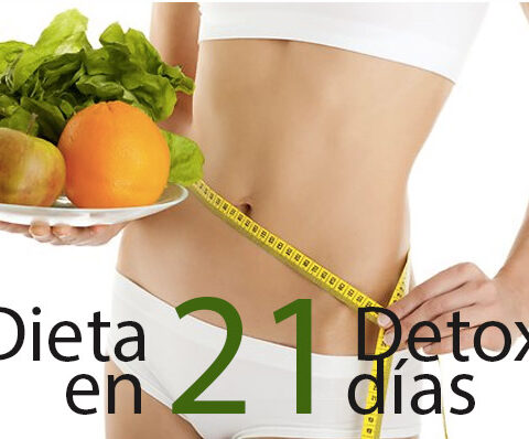 Dieta Detox en 21 días
