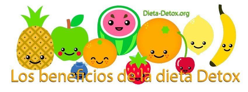 Los Beneficios de la Dieta Detox